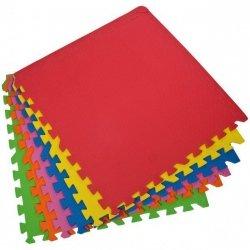Mata Puzzle Piankowe 60X60 Kpl. 6Szt 10Mm Enero Mix Kolor