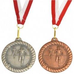 Medal Promo 50Mm Biegi Brązowy 268650