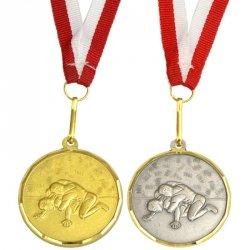Medal Promo 40Mm Zapasy Złoty 268674