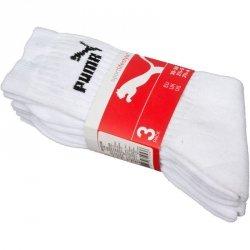 Skarpetki 3-Pack Puma Białe 35-38
