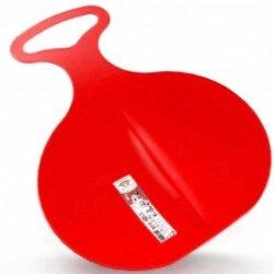 Ślizg Plastikowy Apple Czerwony