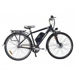 Rower Elektryczny Prime 28 Czarny