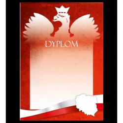 Dyplom Papierowy - Ogólny Polska (25 Szt)