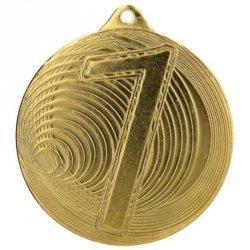 Medal Złoty 1 Miejsce - Medal Stalowy