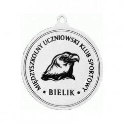 Medal Metalowy Z Grawerowaniem Laserem- Rmi