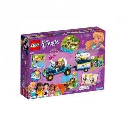 LEGO FRIENDS ŁAZIK Z PRZYCZEPĄ