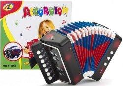 Akordeon Dla Małego Muzyka Jak Prawdziwy 4 Kolory