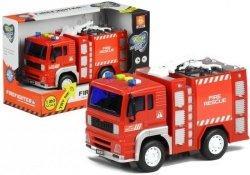 Autko Straż Pożarna z Dźwiękami i Światłami