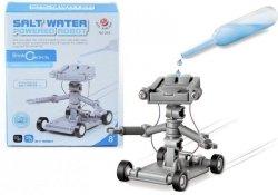 Robot Zasilany Słona Wodą Zestaw Kreatywny