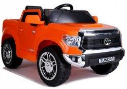 Auto na Akumulator Toyota Tundra Pomarańcz Lakier