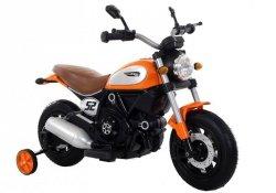Motor na Akumulator QK307 Pomarańczowy