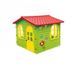 Duży Domek Ogrodowy dla Dzieci Otwierane Okna i Drzwi Mochtoys + bramka gratis!
