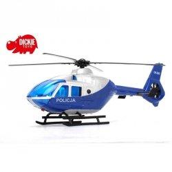 Helikopter Policyjny Sky Patrol Dickie Światło Dźwięk