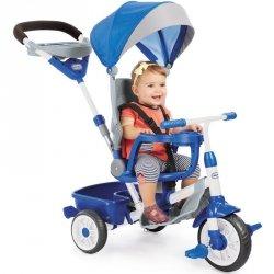 Little Tikes Rowerek Trójkołowy 4w1 Perfect Fit Niebieski Dla Dziecka