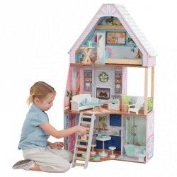 KidKraft Drewniany Domek Dla Lalek Matilda