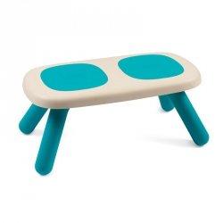 Smoby Ławka dla dzieci w kolorze niebieskim