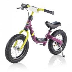 Rowerek biegowy pompowane koła Kettler Run Air Girl