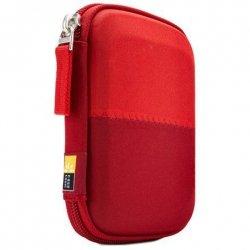 Case Logic Portable Hard Drive Case, Fits devices 15 x 3.5 x 10 cm, Burgundy