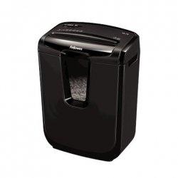 Fellowes Shredder M-7C Black, 14 L, Paper shredding, Credit cards shredding, Paper handling standard/output Shreds 7 sheets per
