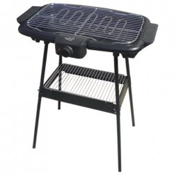 Adler AD 6602 Black, 2000 W, Barbecue Grill