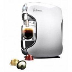 Belmoca Belina White Pump pressure 19 bar, Capsule coffee machine, 1450 W, White