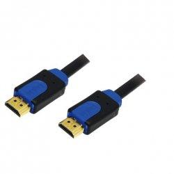 Logilink HDMI High Speed 2x HDMI Type A male CHB1115 HDMI Cable, Black, 15 m