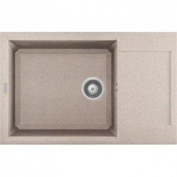 Elleci EASY LGY31051 310 79x50 Avena Sink, 780 × 500 × 215 mm, granit Elleci