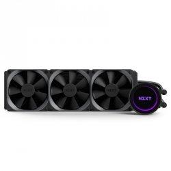 NZXT Kraken Series universal cpu liquid cooler X72 Intel, AMD