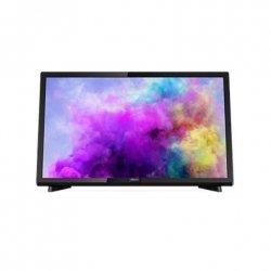 Philips 22PFS5403/12 22 (55 cm), Full HD Ultra Slim LED, 1920 x 1080 pixels, DVB T/C/T2/T2-HD/S/S2, Black