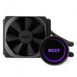 NZXT Liquid Cooler with RGB Lighting Effects Kraken M22