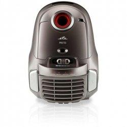 ETA Vacuum Cleaner ETA148790030 Bagged, Grey, 700 W, 2.5 L, A, A, C, B, 78 dB, HEPA filtration system, 230 V