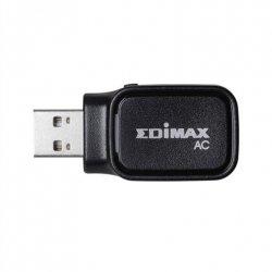 Edimax AC600 Dual-Band Wi-Fi USB Adapter 2.4GHz/5GHz, Antenna type Internal, USB ports quantity 1