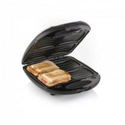 Princess Sandwich Maker XXL Black/ stainless steel, 1200 W, Number of sandwiches 4