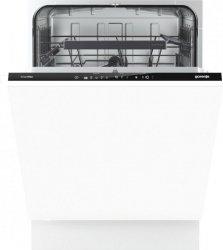 Gorenje Dishwasher GV66261 Built in, Width 60 cm, Number of place settings 13, Number of programs 5, A+++, Display, AquaStop fun