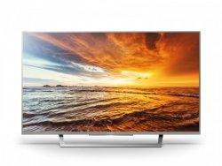 Sony KDL32WD757 32 (81 cm), Full HD, 1920 x 1080 pixels, Wi-Fi, DVB-C, DVB-S, DVB-S2, DVB-T, DVB-T2, Silver