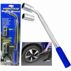 Goodyear Master Wrench, 21-23mm ir 17-19 mm