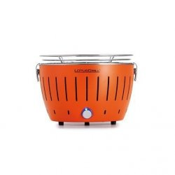 Lotusgrill G 280 Mini Grill G-OR-280 Mandarin Orange