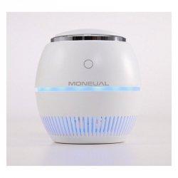 Moneual MA100 White, Air Purifier, Nano filter