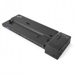 Lenovo ThinkPad Ultra Docking Station 40AJ0135EU Ethernet LAN (RJ-45) ports 1, VGA (D-Sub) ports quantity 1, DisplayPorts quanti