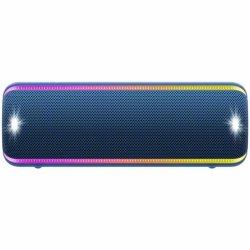 Sony SRS-XB32L Portable Bluetooth Speaker, Blue