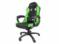Genesis Gaming chair Nitro 330, NFG-0906, Black - green