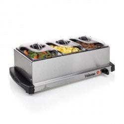 Tristar Food warmer BP-2979 200 W, Inox