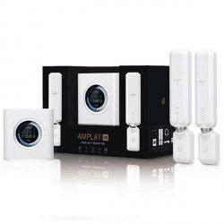 Ubiquiti AFi-HD Mesh Router with 2x Mesh points 802.11ac, 1750 Mbit/s, 10/100/1000 Mbit/s, Ethernet LAN (RJ-45) ports 5, Mesh Su