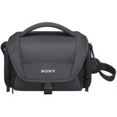 Sony Carry your camera or camcorder and all your kit Easy access with large top lid - Get at everything in your case by opening