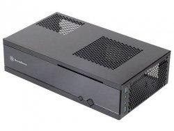 SilverStone ML05 USB 3.0 x 2 audio x 1MIC x 1, Black, HTPC, Power supply included No