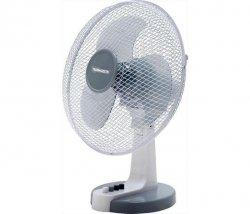 Termozeta TZWZ04 Table Fan, Number of speeds 3, 35 W, Oscillation, White