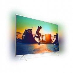 Philips 32PFS6402/12 32 (81 cm), Smart TV, Full HD Ultra Slim LED, 1920 x 1080 pixels, Wi-Fi, DVB T/C/T2/T2-HD/S/S2, Silver