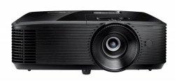 Optoma DH350 Full HD (1920x1080), 3400 ANSI lumens, 22000:1, Black,