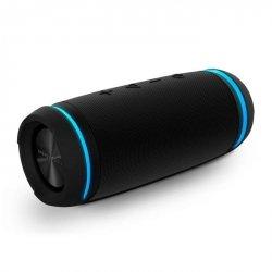 Energy Sistem Urban Box 7 BassTube Portable Bluetooth Speaker, Onyx