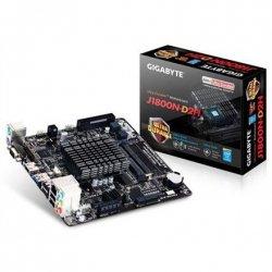 Gigabyte GA-J1800N-D2H Processor family Intel, Processor socket Intel SoC, DDR3/-L SO-DIMM, Memory slots 2, Chipset Intel C, Min